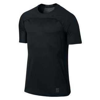 NIKE Pro Hypercool T-Shirt Black / Black / Cool Gray