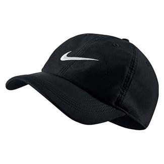 NIKE Twill H86 Hat Black / Black / White