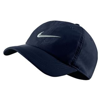 NIKE Twill H86 Hat Obsidian / Black / Pure Platinum