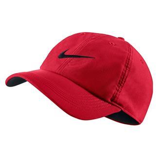 NIKE Twill H86 Hat University Red / Black / Black