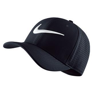 NIKE Vapor Classic 99 Hat Black / Black / Black / White