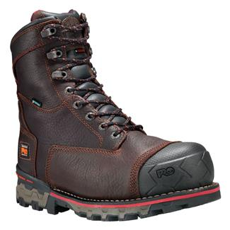 "Timberland PRO 8"" Boondock CT WP 1000g Brown"