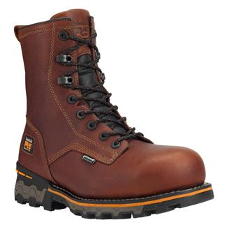 "Timberland PRO 8"" Boondock CT WP EH Brown"