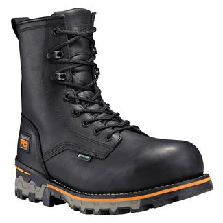 "Timberland PRO 8"" Boondock CT WP EH Black"