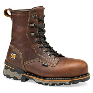 "Timberland PRO 8"" Boondock WP Brown"