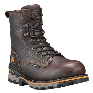 "Timberland PRO 8"" Boondock WP 400g Brown"