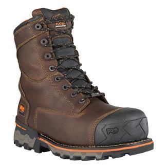 "Timberland PRO 8"" Boondock WP 600g Brown"