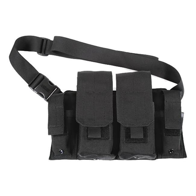 Blackhawk Rifle Bandoleer Black