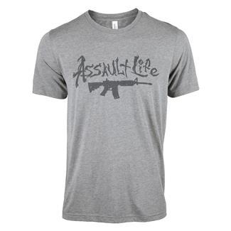 TG Assault Life T-Shirt Gray