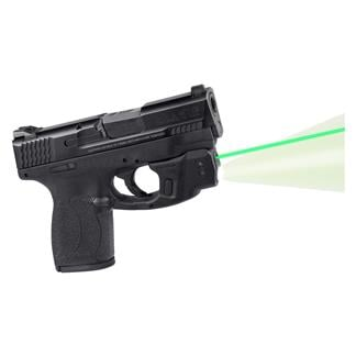 Lasermax CenterFire Light & Laser with GripSense for S&W Shield .45 cal Green