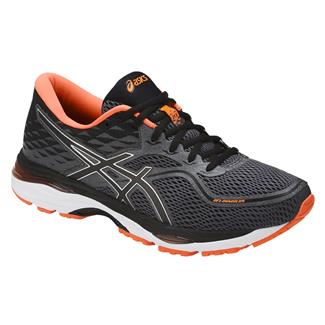 ASICS GEL-Cumulus 19 Carbon / Black / Hot Orange