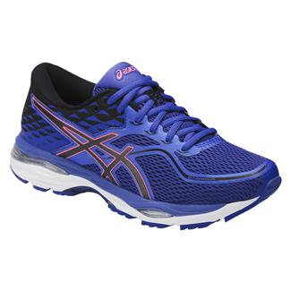 ASICS GEL-Cumulus 19 Blue Purple / Black / Flash Coral