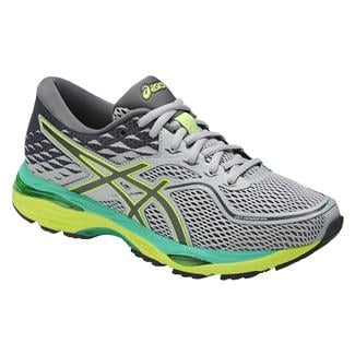 ASICS GEL-Cumulus 19 Mid Gray / Carbon / Safety Yellow