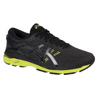 ASICS GEL-Kayano 24 Black / Green Gecko / Phantom