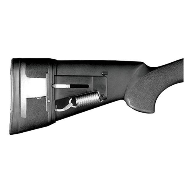 Blackhawk Rifle CompStock - Pillar Bed Heavy Barrel Black