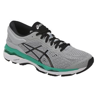 ASICS GEL-Kayano 24 Mid Gray / Black / Atlantis
