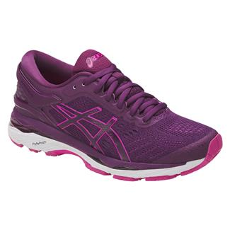 ASICS GEL-Kayano 24 Prune / Pink Glow / White