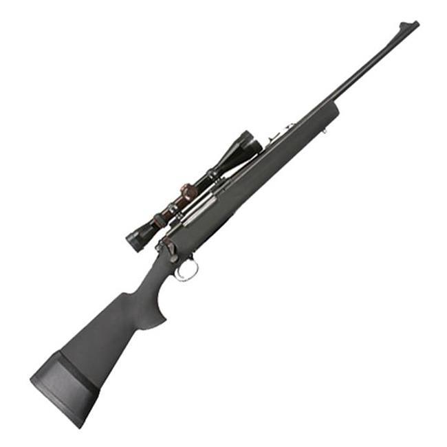 Blackhawk Rifle CompStock - Pillar Bed Standard Barrel Black