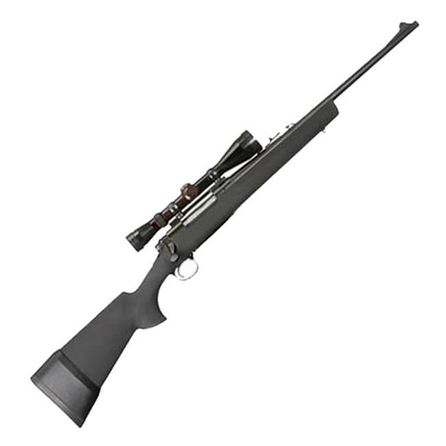 Blackhawk Rifle CompStock - Pillar Bed Heavy Barrel Black
