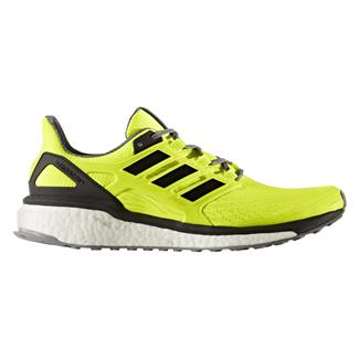 Adidas Energy Boost Solar Yellow / Core Black / Gray Four