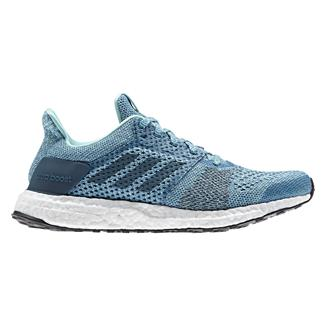 Adidas Ultra Boost ST Energy Aqua / Petrol Night / Mystery Petrol