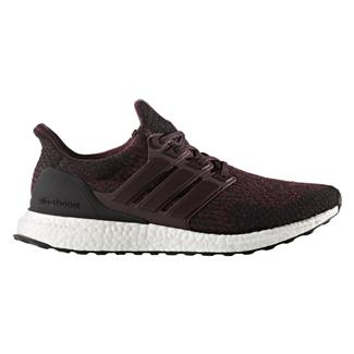 Adidas Ultra Boost Wool Dark Burgundy / Dark Burgundy / Core Black