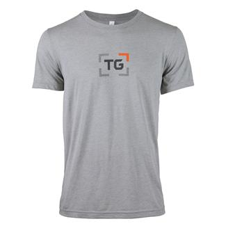 TG Logo T-Shirt Athletic Gray