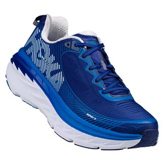 Hoka One One Bondi 5 Blueprint / White