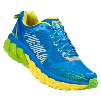 Hoka One One Arahi Blue Aster / Blazing Yellow