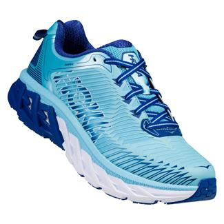 Hoka One One Arahi Blue Topaz / Electric Blue