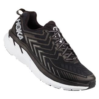 Hoka One One Clifton 4 Black / White
