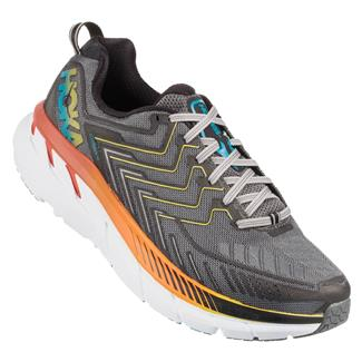 Hoka One One Clifton 4 Castlerock / Atomic Blue