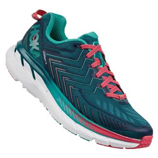 Hoka One One Clifton 4 Blue Coral / Ceramic