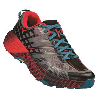 Hoka One One Speedgoat 2 Black / True Red