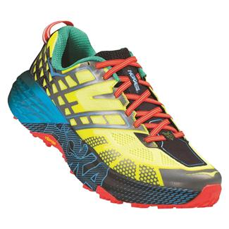 Hoka One One Speedgoat 2 Citrus / Dresden Blue