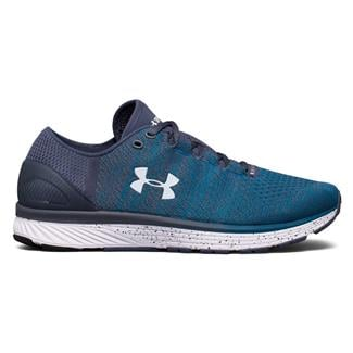 Under Armour Charged Bandit 3 Bayou Blue / Apollo Gray / White