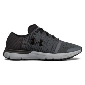 Under Armour SpeedForm Gemini 3 Stealth Gray / Steel / Black