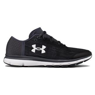 Under Armour SpeedForm Velociti Black / Stealth Gray / White