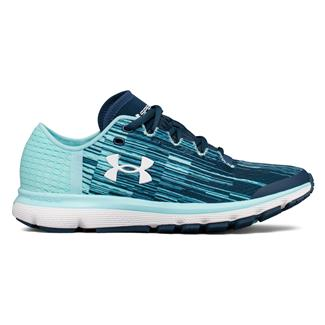 Under Armour SpeedForm Velociti True Ink / Blue Ifinity / White