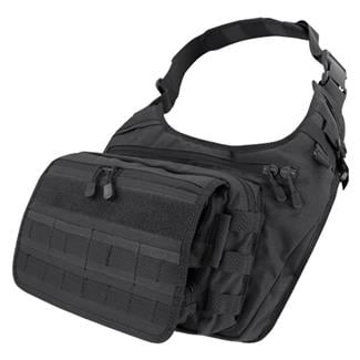 Condor Messenger Bag Black