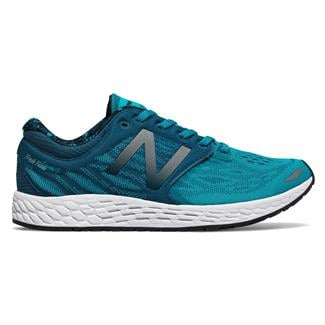 New Balance Fresh Foam Zante v3 Pisces / Moroccan Blue / White