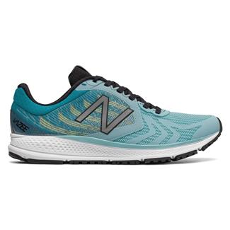New Balance Vazee Pace v2 Sea Spray / Black / Bleached Lime Glo