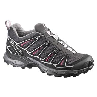 Salomon X Ultra 2 Asphalt / Black / Hot Pink