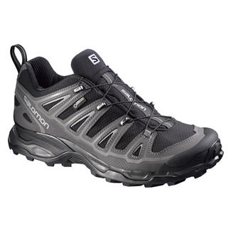 Salomon X Ultra 2 GTX Black / Autobahn / Pewter