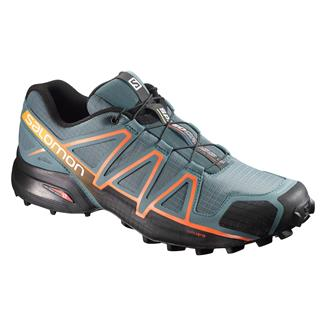 Salomon Speedcross 4 North Atlantic / Black / Scarlet Ibis