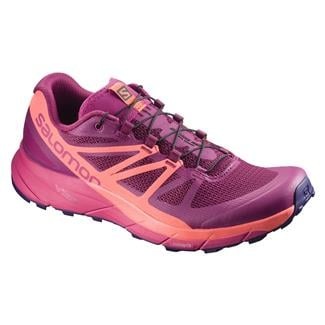 Salomon Sense Ride Sangria / Living Coral / Virtual Pink