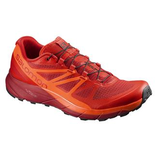 Salomon Sense Ride Fiery Red / Scarlet Ibis / Red Dahlia