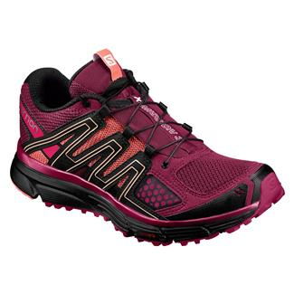 Salomon X-Mission 3 Sangria / Coral Punch / Black