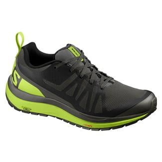Salomon Odyssey Pro Beluga / Lime Green / Black