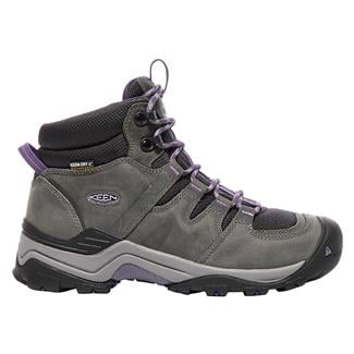 Keen Gypsum II Mid WP Earl Gray / Purple